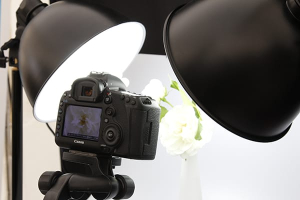 e-commerce photography training