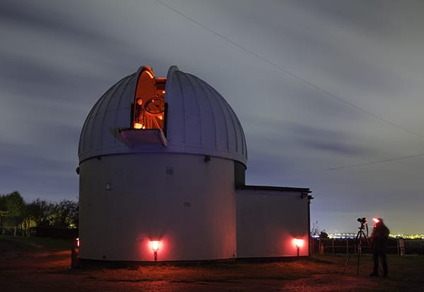 Astrophotography course