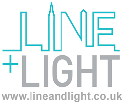 Line and Light Logo
