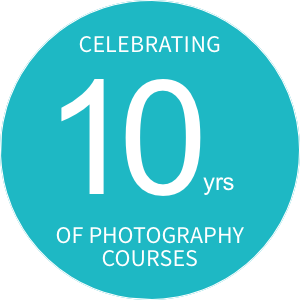 Celebrating 10 years of photography courses